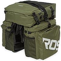 LifePlus Roswheel 37L Wasserdicht Durable 3 in 1 Fahrrad hinten Gepäcktasche