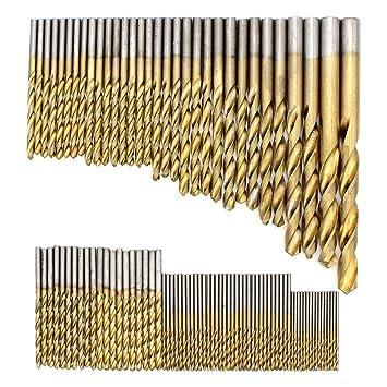 beluapi 4-8mm Spiral-Stufenbohrer f/ür die Holzbearbeitung Kreg Manual Pocket Hole Drill