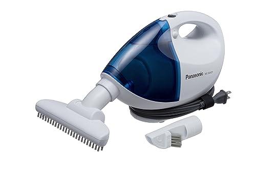 Panasonic handheld vacuum cleaner blue white MC-D25CP-WA