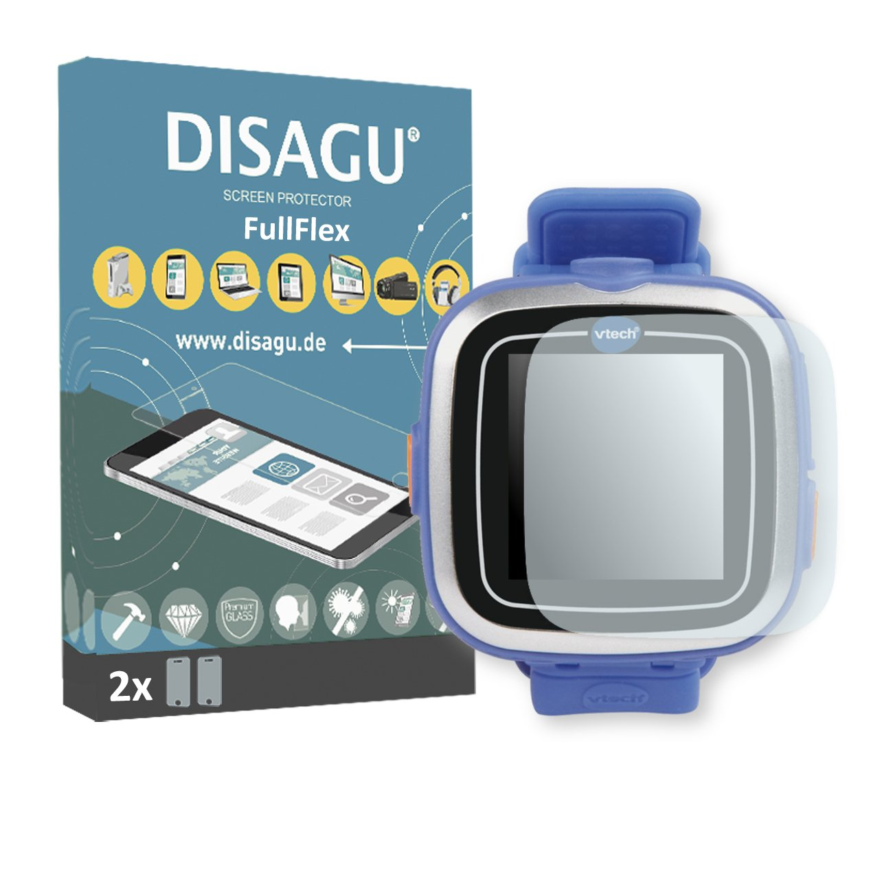 Amazon.com: DISAGU 2 x FullFlex Screen Protector for Vtech ...