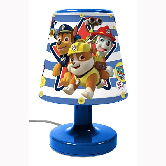 Review Paw Patrol Bedside Lamp