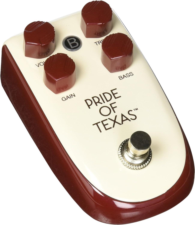 Danelectro Billionaire Tone Pride of Texas · Pedal guitarra eléctrica