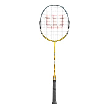5efd6221978 Wilson Fierce CX5000 BLX Badminton Racket  Amazon.co.uk  Sports   Outdoors