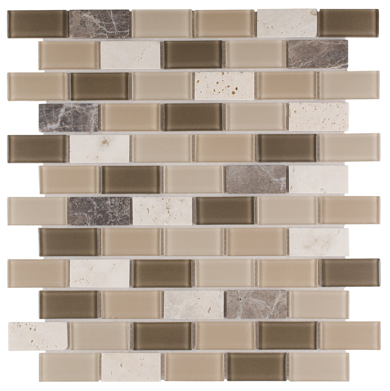 Amazon.com: Peel & Stick Tiles 15 Ft Backsplash Kit Rome: Home ...