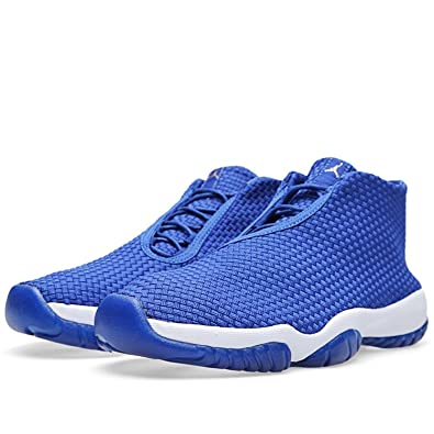 NIKE Air Jordan Future Bleu – Varsity Royal/VRSTY Ryl-White Trainer - Bleu