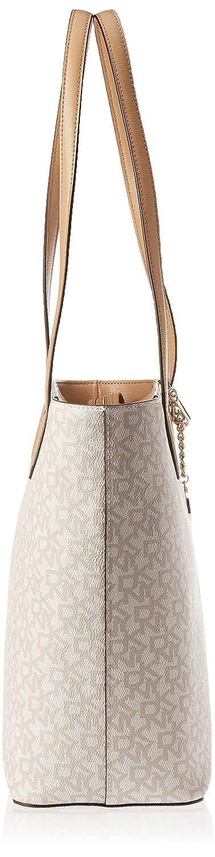 77f272786 DKNY womens Handbags & Shoulder Bags Bryant Md Zip Tote ,Multicolour (HOK -  HMP LOGO/LAT) (R74AJ014): Amazon.ae