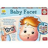 Educa - 15864 - Jeu Educatif - Baby Faces