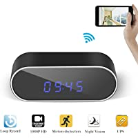 Gogloo 1080p Camera WiFi Alarm Clock