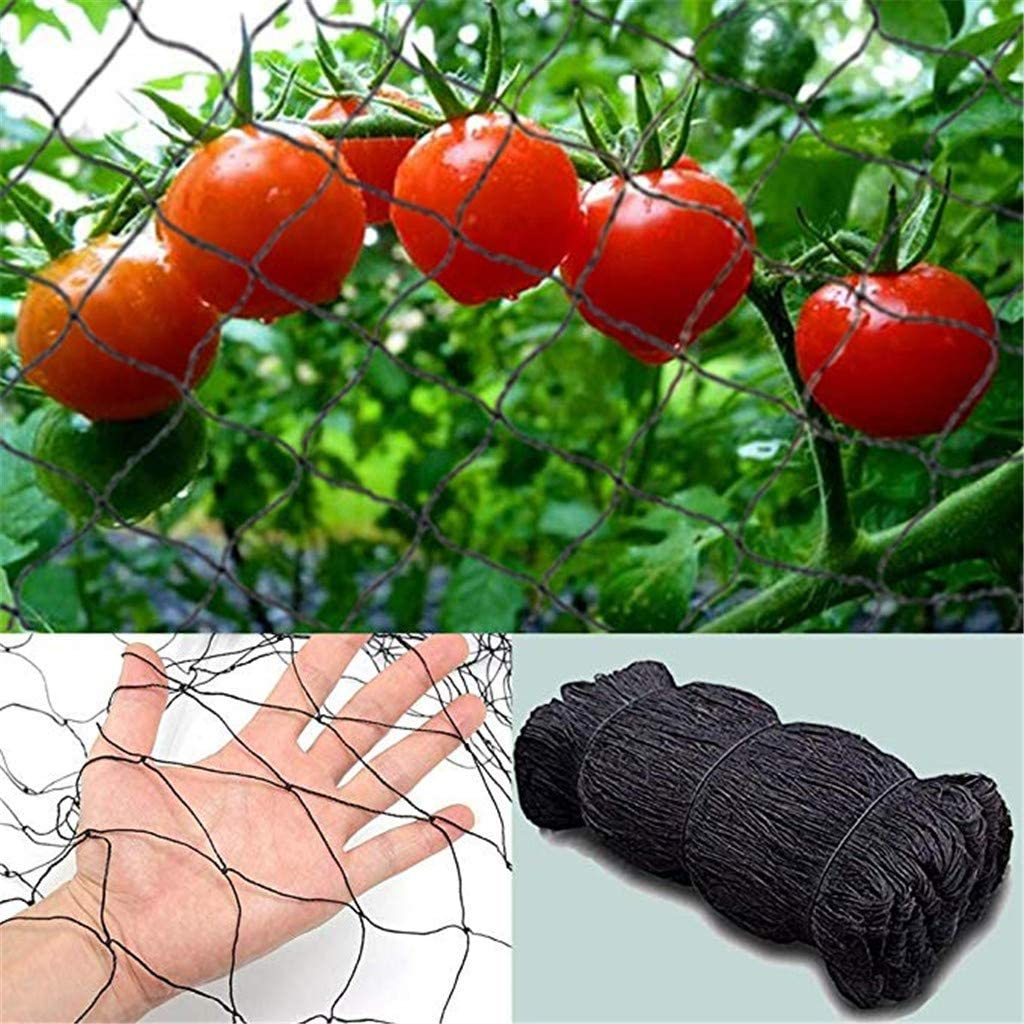 ToDIDAF Bird Netting Anti-bird Net Deer Fence Pond Net Heavy Duty Garden Net Protect Plants and Fruit Trees Protective Netting with 20 Cable Ties