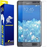 ArmorSuit MilitaryShield - Samsung Galaxy Note Edge Matte Screen Protector HD Anti-Glare/Anti-Fingerprint/Anti-Bubble & Touch Responsive Shield with Lifetime Replacement Warranty