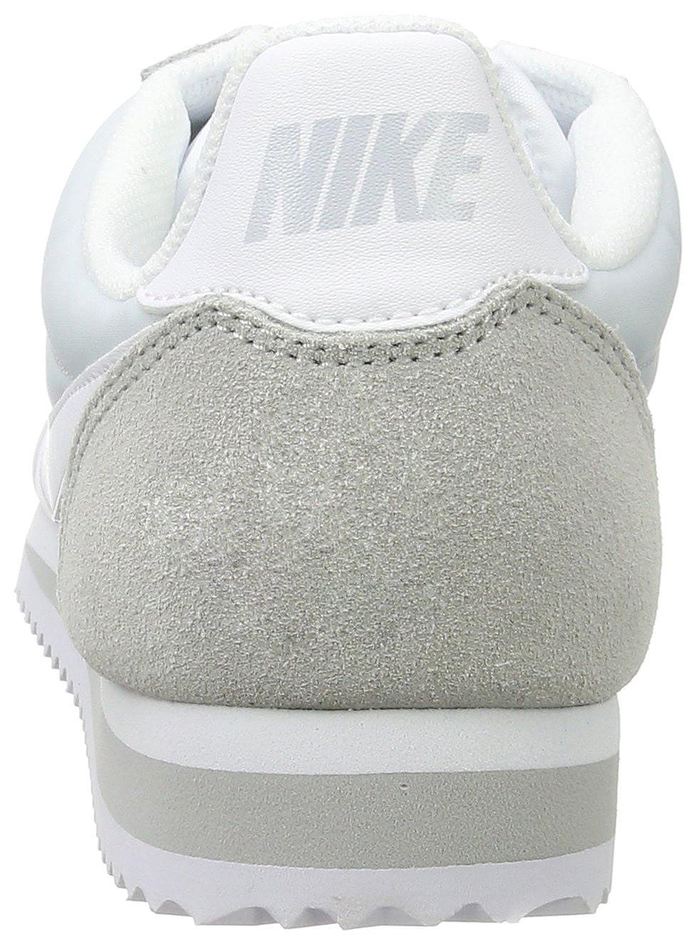 Nike Damen WMNS Classic Cortez Nylon Laufschuhe Laufschuhe Laufschuhe Eisfarben b346b5