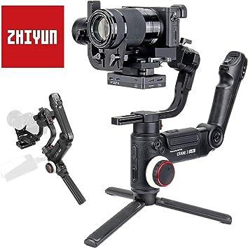 Zhiyun Crane 3 Lab estabilizador de Mano de 3 Ejes para cámara ...