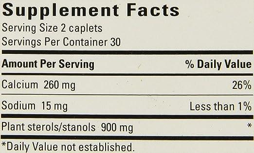 Amazon.com: Nature Made cholestoff 60 caplets Pack de 1 By ...
