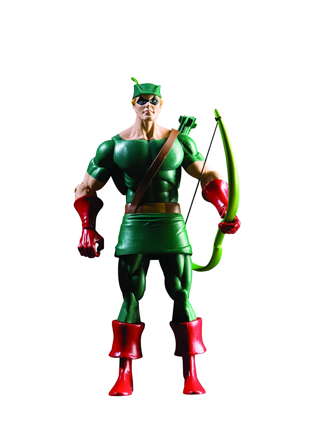 History History History of the DC Universe Serie 1 Actionfigur: Grün Arrow 76a593