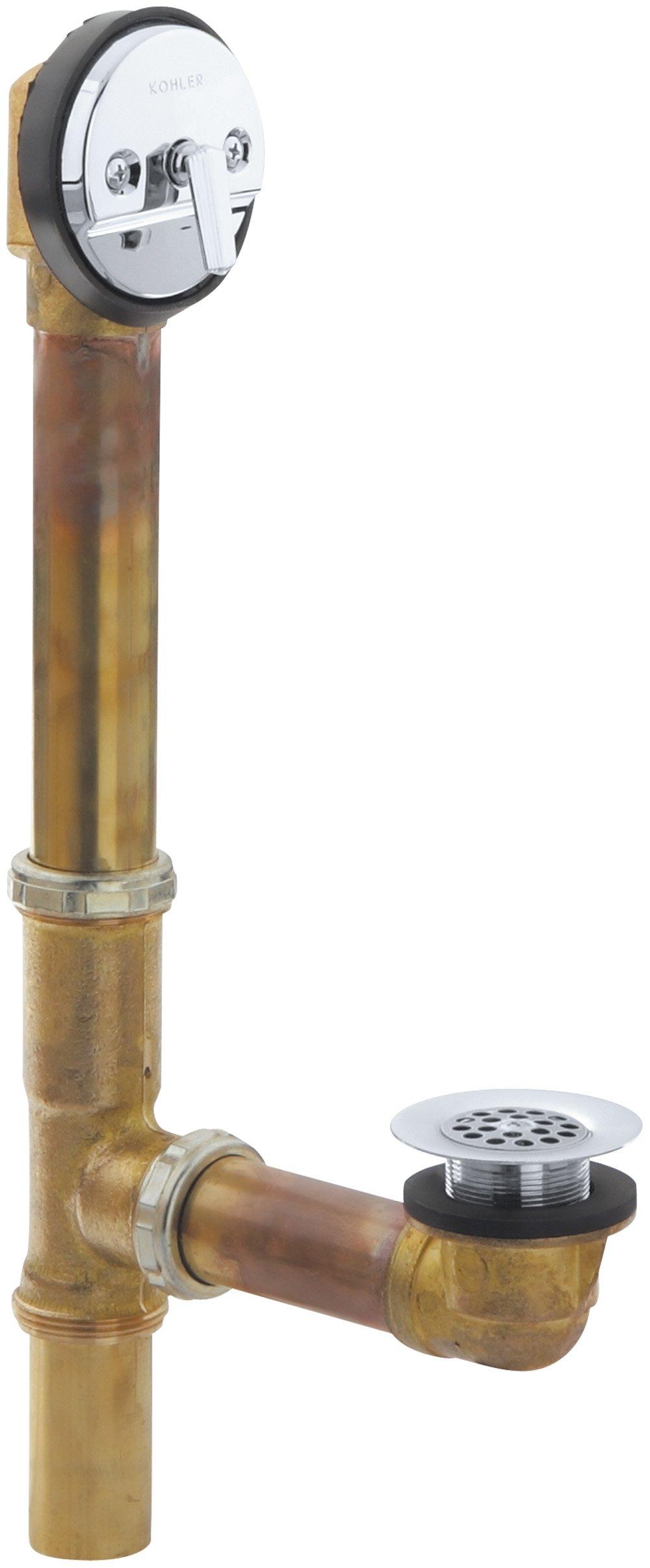 KOHLER 11677-CP K-11677-CP 1.5 Polished Chrome