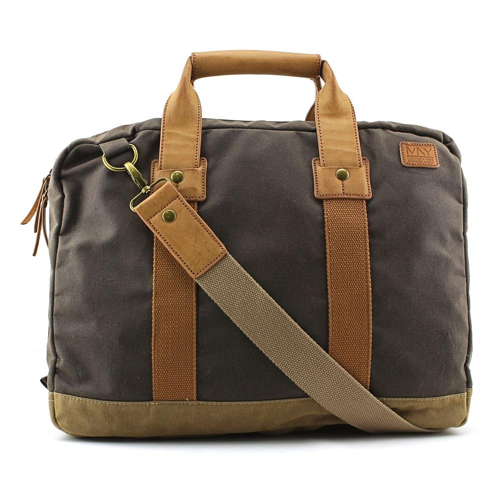 Marc By Marc New York Men's Marc Top Handle Bag, Olive