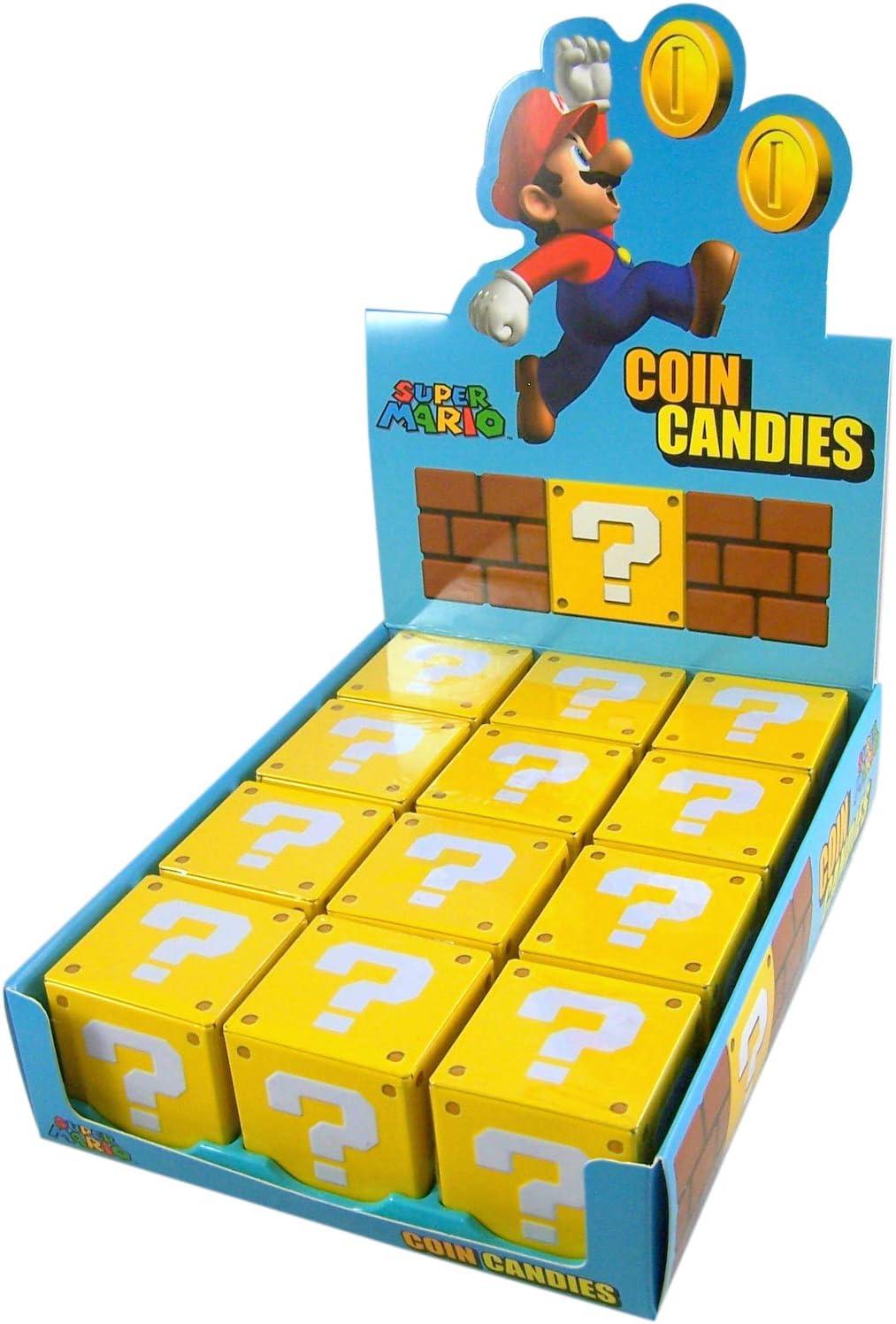 super mario bros coin box sind optionen die gleichen wie binäre optionen