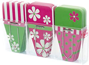 Clip-Rite;, Inc. Daisy Clip-Tabs Office Supplies