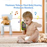 HISTOYE Baby Toys Phone for 1 + Year Old , Sing and