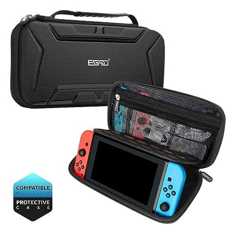Amazon.com: EGRD Funda de transporte compatible con Nintendo ...