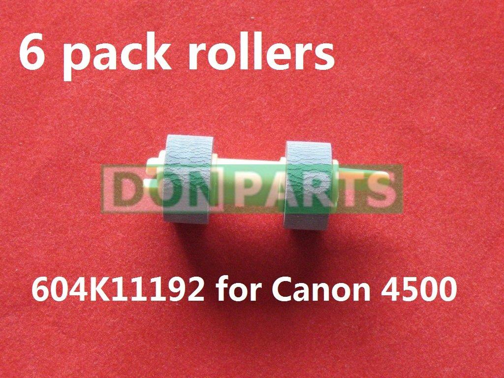 6 pack Pickup Roller for Xerox 4500