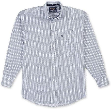 Wrangler Hombre MGXX3T Camisa con Botones: Amazon.es: Ropa y accesorios