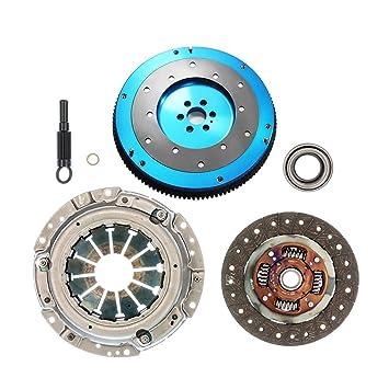 PPC HD CLUTCH KIT+FLYWHEEL for 98-99 NISSAN FRONTIER 96-97 PICKUP 2.4L 2WD 4WD