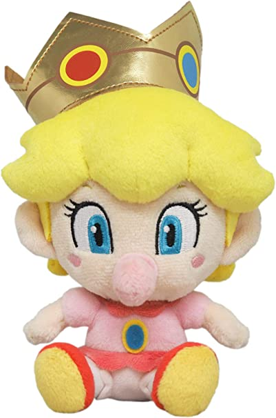 Super Mario ALL STAR COLLECTION AC55 Baby Daisy S plush