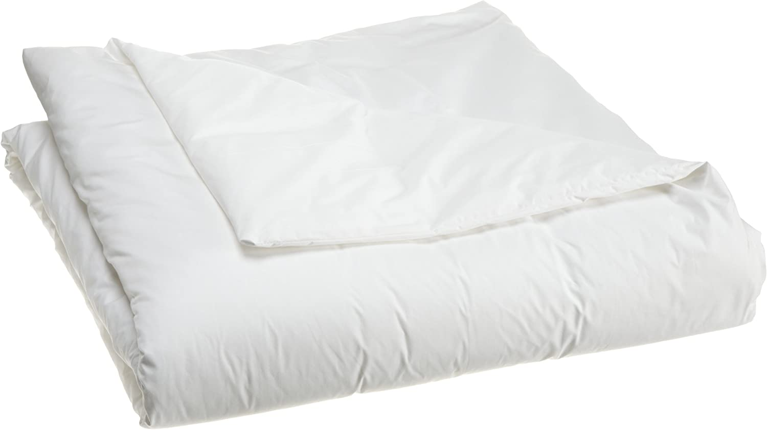 AllerSoft 100-Percent Cotton Bed Bug, Dust Mite & Allergy Control Duvet Protector, Jumbo King