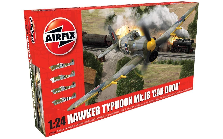 Amazon.com: Airfix A19003A Model, Multi, 1: 24 Scale: Toys ...