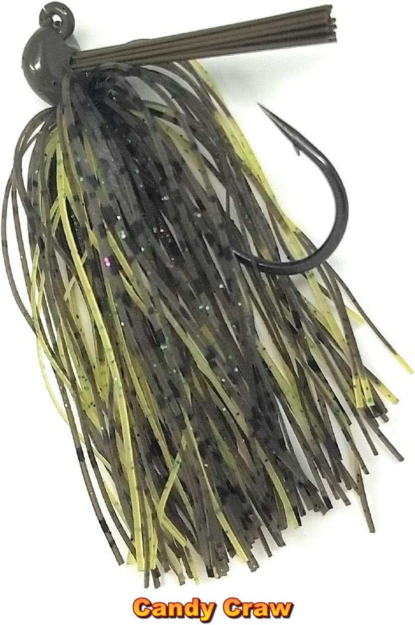 Wtrees No.1 Best Jig Heads Kit Durable and Sharp Hooks