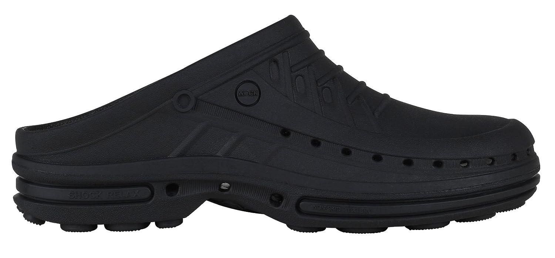Clog - B075VW494W Chaussure professionnelle professionnelle WOCK - Stérilisable ; Antistatique ; ; Antidérapante ; Absorption des chocs Noir/Noir 5dc5b62 - fast-weightloss-diet.space