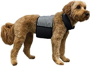 CoolerDog Dog Cooling Vest and Cooling Collar - Ice Vest for Dogs
