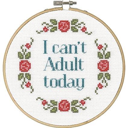 Adult Cross Stitch