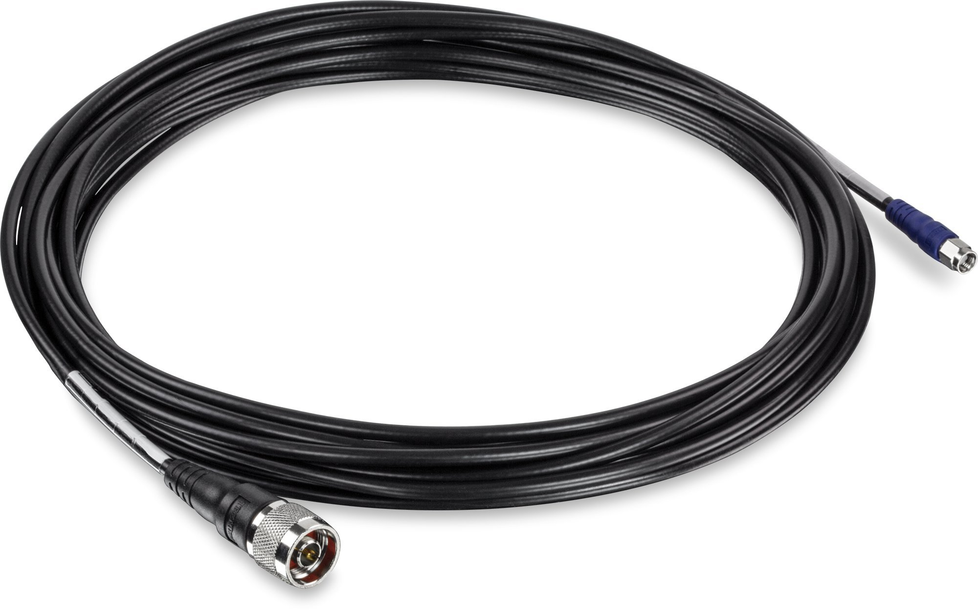 TRENDnet Low Loss Reverse SMA Female to N-Type Male Weatherproof Connector Cable (8M, 26.2ft.) TEW-L208