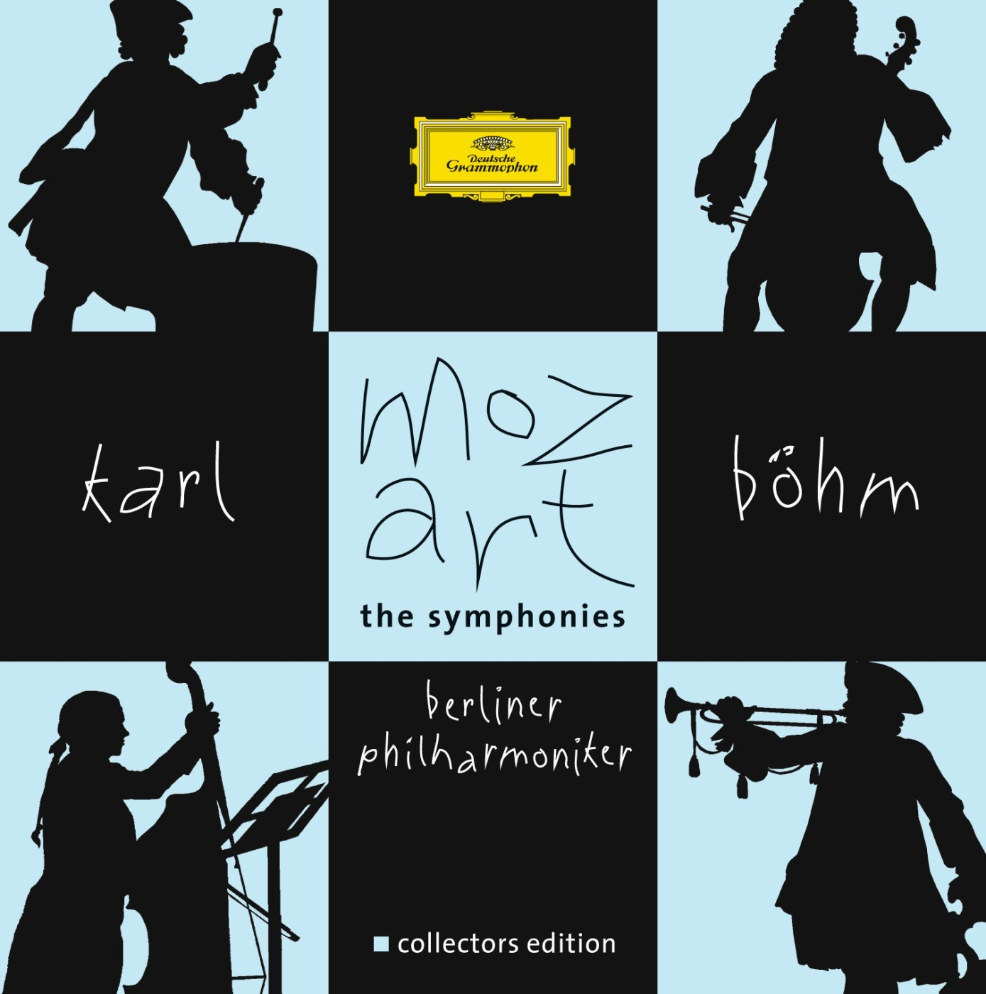 Mozart: The Symphonies by 84