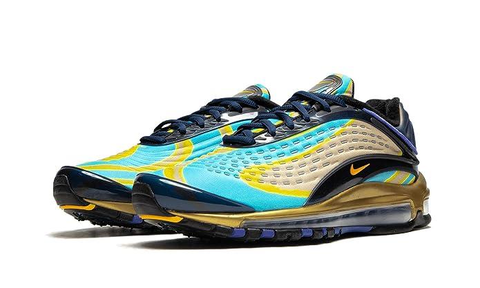 Nike W Air Max Deluxe, Scarpe Running Donna, Multicolore