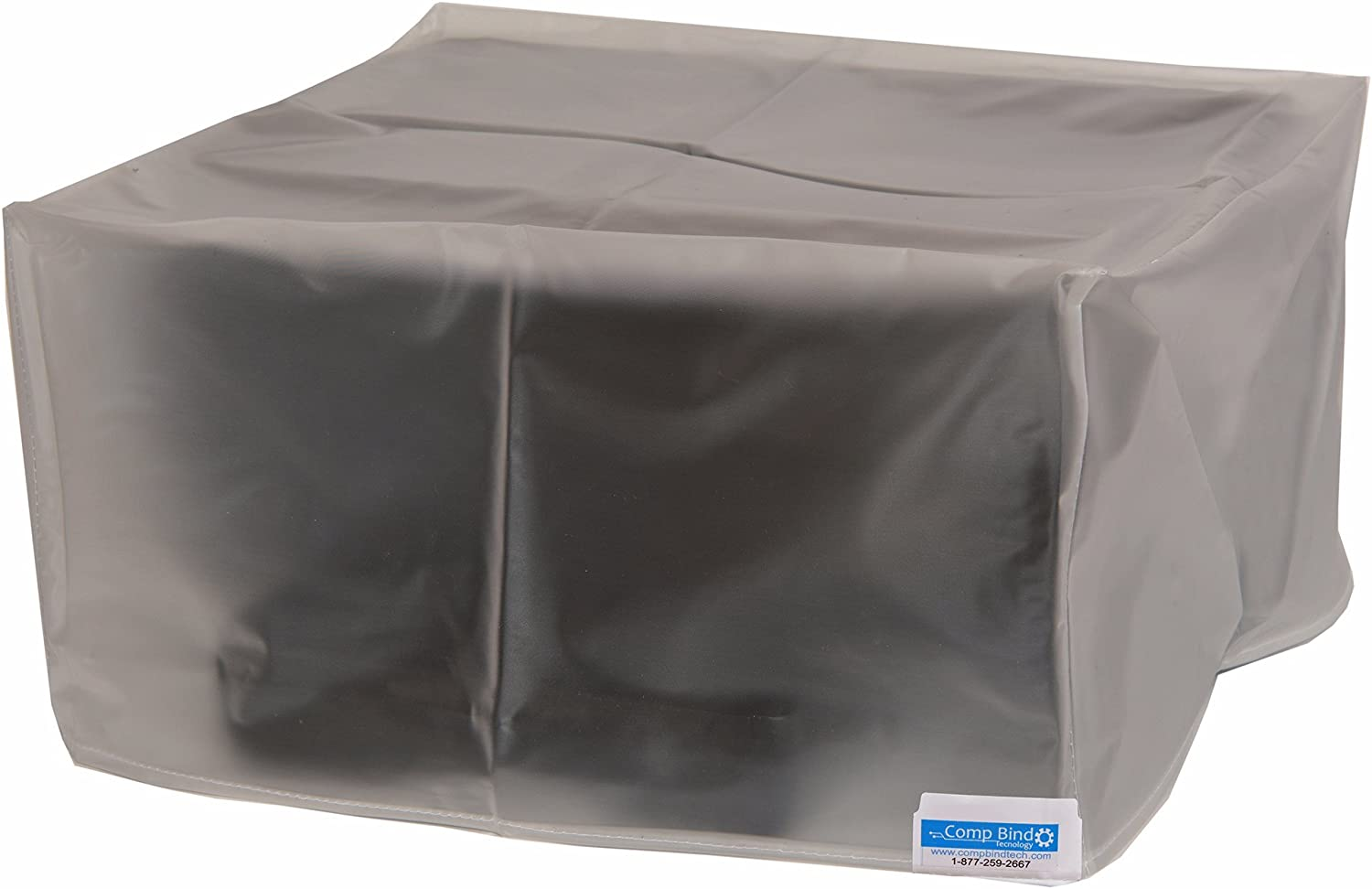 Comp Bind Technology Dust Cover for HP OfficeJet Pro 8610/8620 Printer. Vinyl Dust Cover 19.7''W x 18.5''D x 12''H