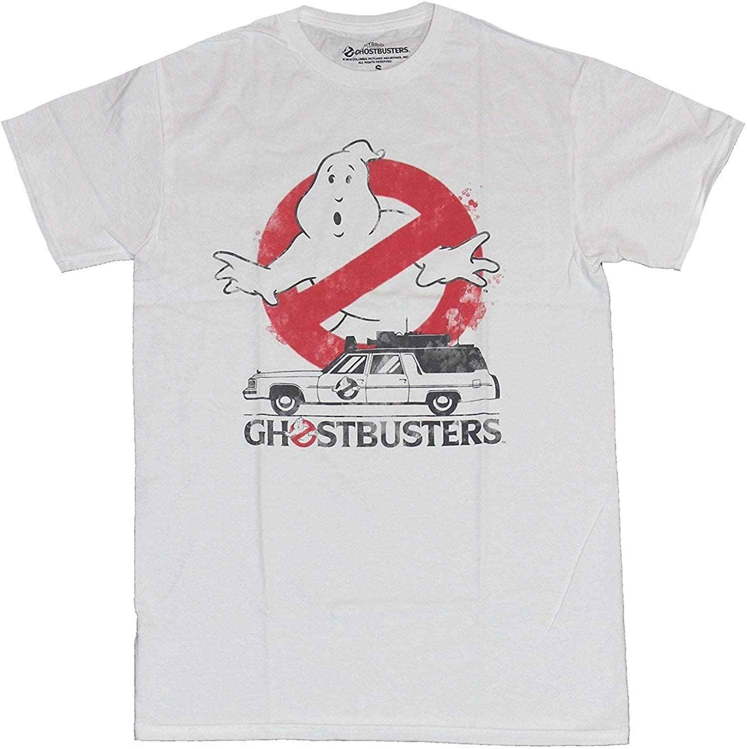 Official Ghostbusters Mens T-Shirt