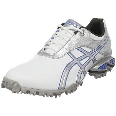 ASICS Women's GEL-Linksmaster(tm) White/Silver/Carolina Blue Sneaker 7