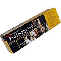 Kodak Pro Image 100 Color Negative Film (35mm Roll Film, 36 Exposures, 5-Pack) - 6034466
