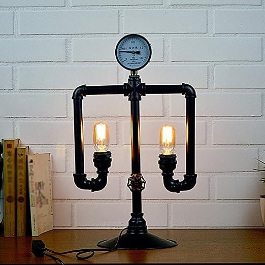Lámparas de Escritorio Iluminación decorativa E27 * 2 de la ...