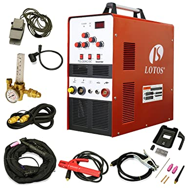 71nf1A6dRCL._SX385_ lotos tig200 200a ac dc aluminum tig stick welder square wave  at readyjetset.co
