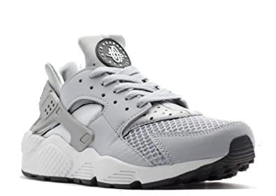 f52678172871 Nike Air Huarache Mens Trainers Shoes Grey Pure Platinum (UK-7.5 ...
