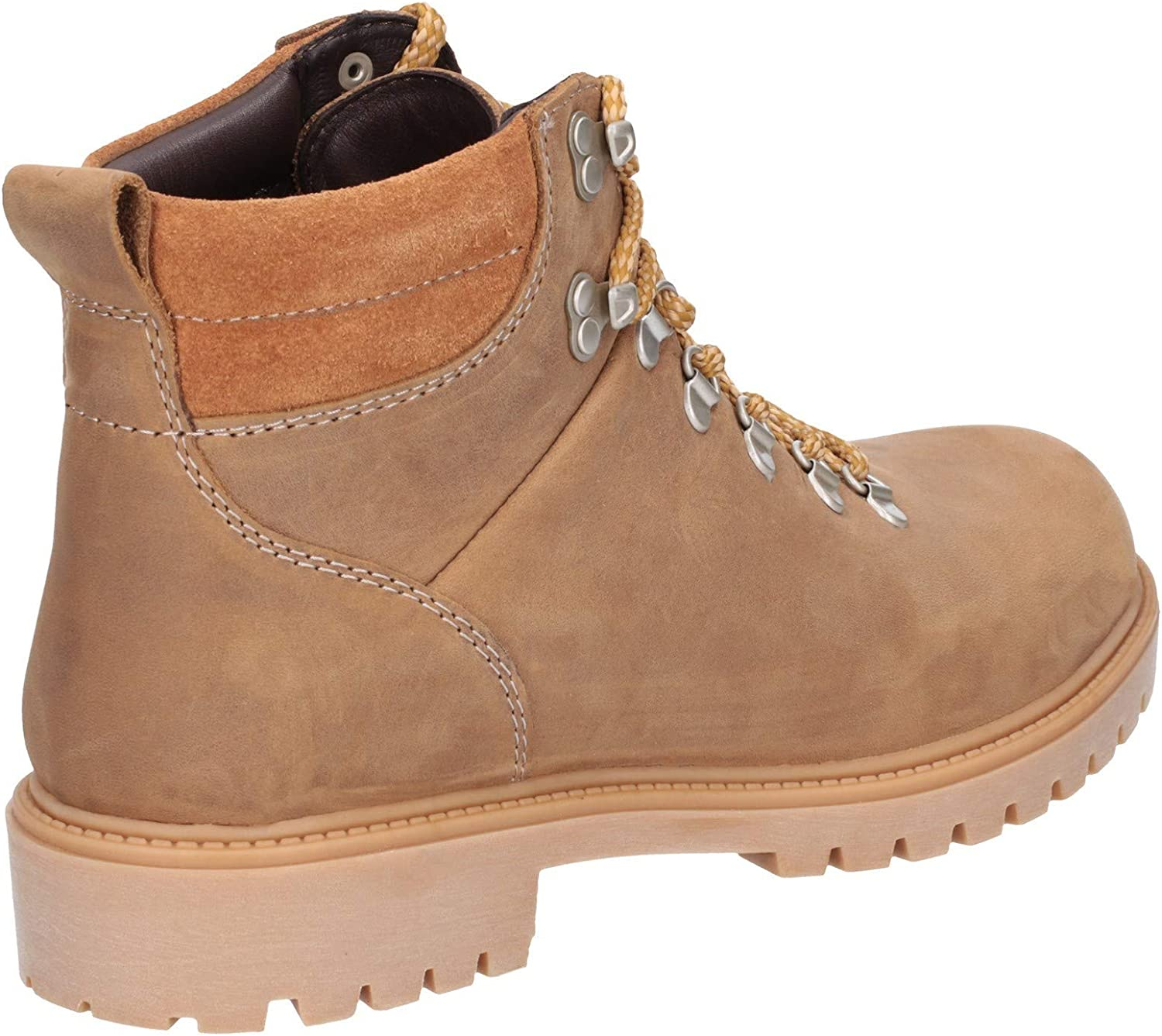 Darkwood Mens Maple II Lace Up Boot Cinnamon mGyqH