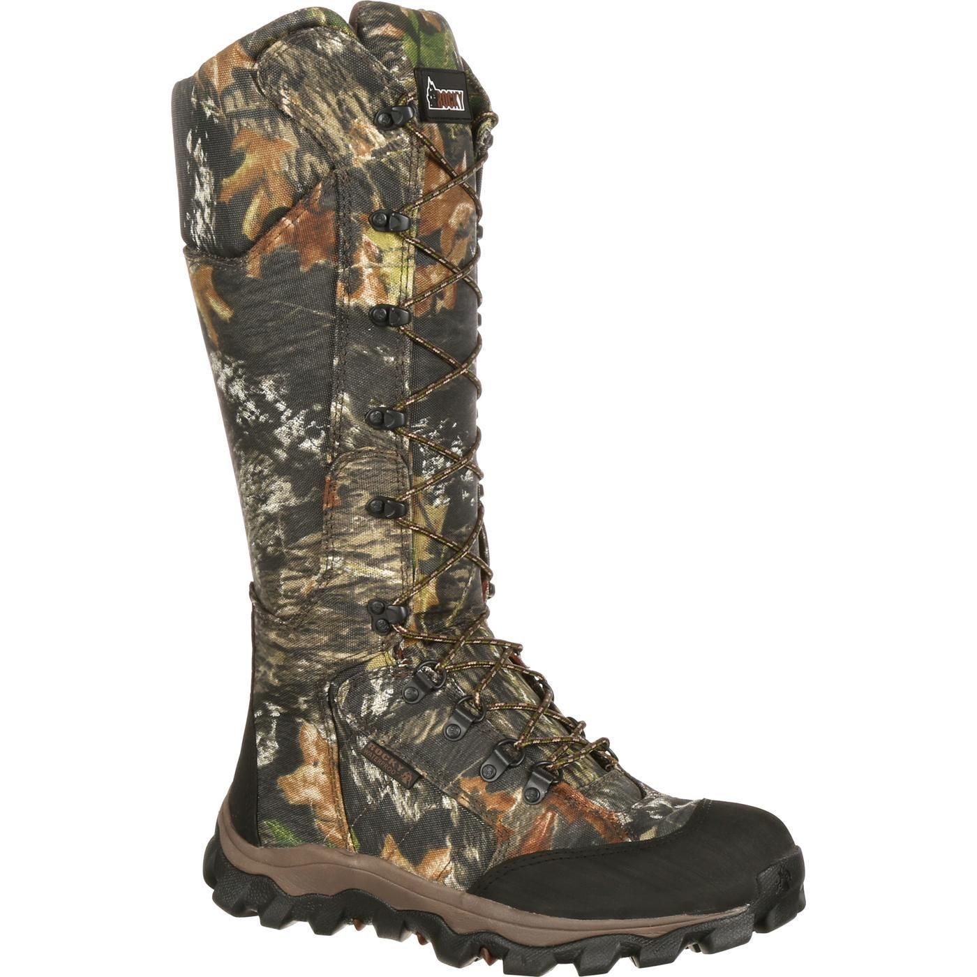 Rocky Men's Lynx Snake Boot-M, Mobu 8 M US