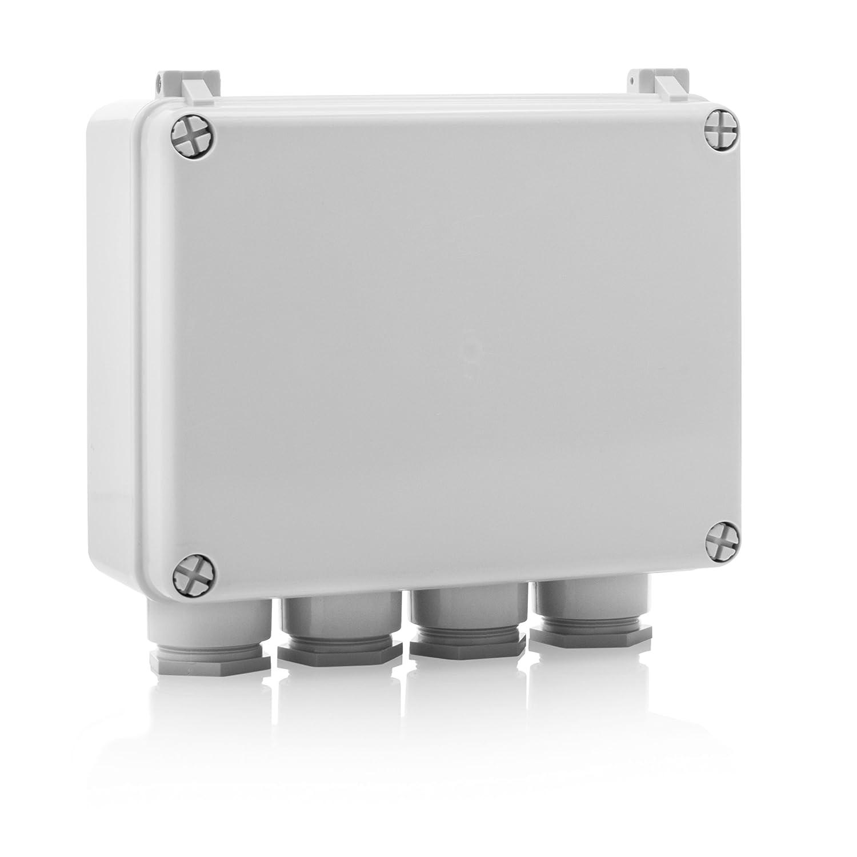 Smartwares SmartHome Funk-Dreifachschalter für Geräte bis 400 W ...