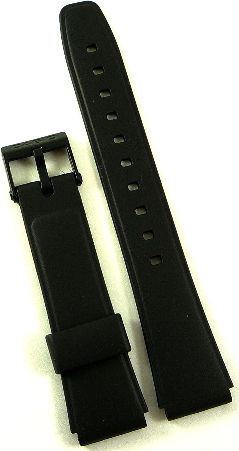 Genuine Casio Replacement Watch Bands for Casio Watch W-78-1V + Other models.