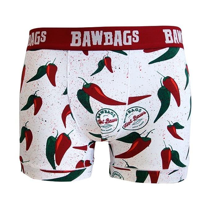 Bawbags Bóxers - Rayas - para Hombre 7QV4N
