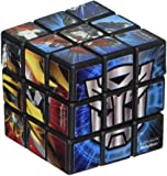"""Mighty Transformers Birthday Party Mini Puzzle Cube Favour, Multicolored , 1"""" X 1"""" X 1"""", Plastic"""